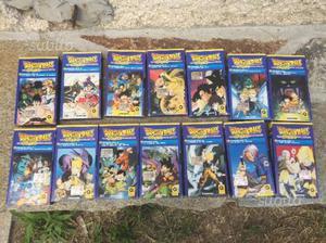 VHS Film Dragonball