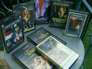 VHS originale - Jhonny il bello