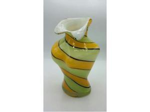 Vaso vetro forma corpo femminile