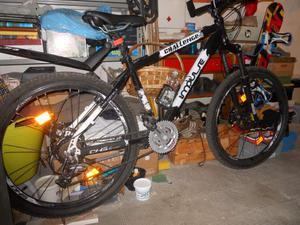 Vendo mountain bike nuova