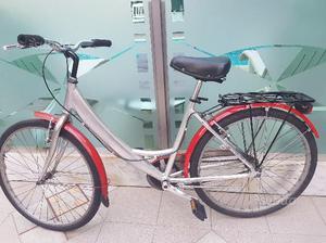 Bici Donna Alluminio