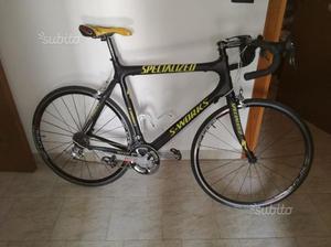 Bici corsa full Carbonio misura xl