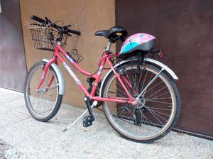 Bicicletta Atala da bambina