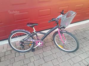 Bicicletta bambina 6/10 anni