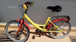 Bicicletta bambino ruota raggio 18