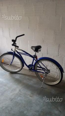 Bicicletta tipo America