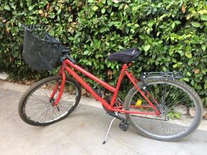 Bicicletta usata in buone condizioni