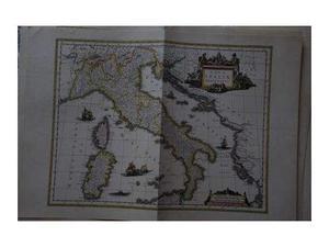 Cartina geografica dell'italia  Magini