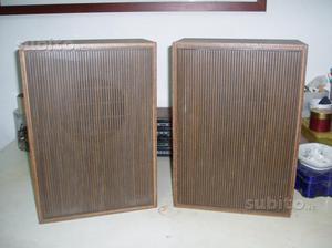 Casse audio in legno anni 60 Bose