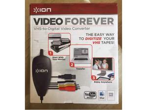 Convertitore da VHS a video digitale