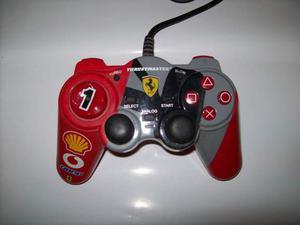 Ferrari edizione speciale controller ps1 ps2 ps3 ps4 pc