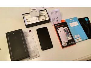 IPhone 7 Plus 256 GB con garanzia e accessori