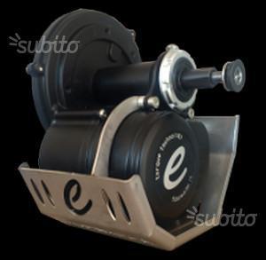 Kit motore per bici elettrica con pedalata assisti