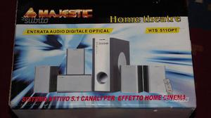 Majestic Home Theatre HTS 511OPT