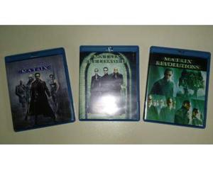 Matrix trilogia bluray