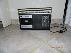 Raro GRUNDIG C Automatic Radio Cassett Vintage