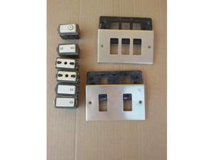 Set e accessori Bticino per prese elettriche