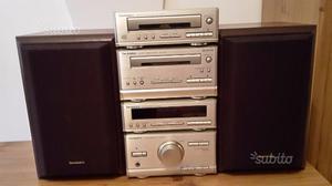 Technics, SE hd301 stereo system CD,cassette,tuner