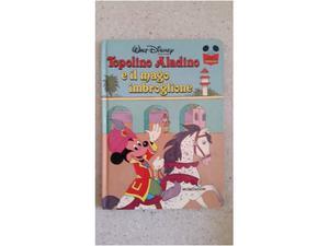 Topolino Aladino e il Mago Imbroglione - Imparo a Leggere