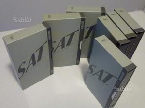Video Cassette VHS Garantite SAT