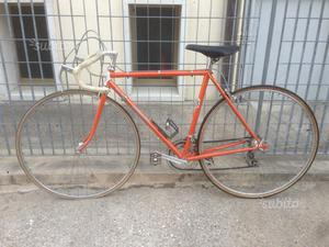 2 bici da corsa vintage conservate e complete