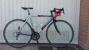 Bici corsa olmo misura 52