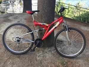 Bici mountain bike Top Bike biamortizzata
