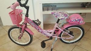 Bicicletta bimba marca Cobran