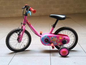 Bicicletta da bambina Decathlon B-Twin da 3 ai 5 anni