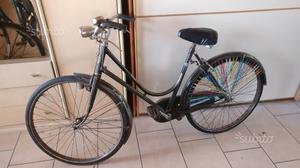 Bici Bicicletta Olanda Donna Usata Come Nuova Posot Class