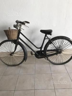 Bicicletta originale atala anni 40
