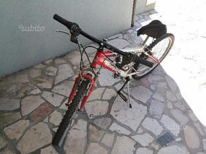 Bicicletta usata poco
