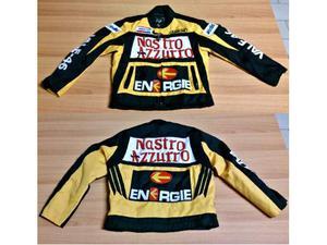 Giubbotto ENERGIE Valentino Rossi 46 MOTO GP Cuoio XL
