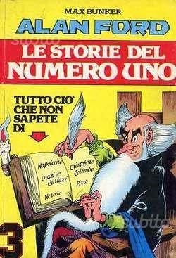 Le storie del Numero Uno