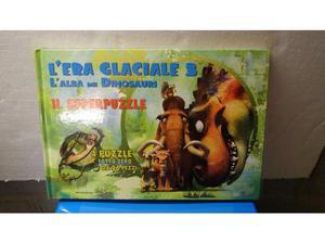 L'era glaciale 3. L'alba dei dinosauri. Libro e superpuzzle