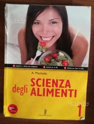 Libri scolastici 1° anno Alberghiero Caltanissetta