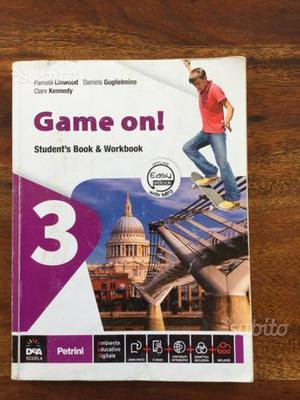 Libri vari scuola media(Bertola). Game on muy rico