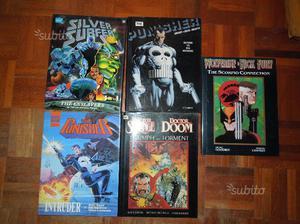 Lotto Marvel Graphic Novel originali Anni '80