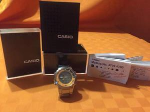 Orologio da polso Casio Marine Gear Watch con garanzia