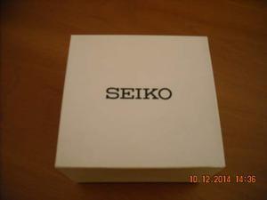 SEIKO scatola box per orologio
