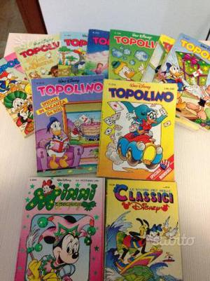 Topolino, Minni, I Classici