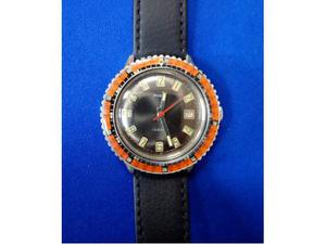 Vintage divers watch orologio,robur ghiera caribbean
