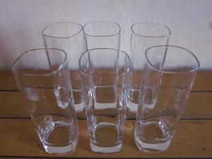 6 bicchieri da long drink