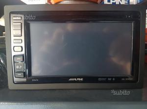Alpine doppio din 990 bt nuovissima da vetrina