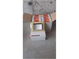 BTICINO placchette 3 moduli