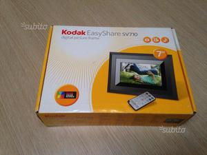 Cornice digitale Kodak EasyShare SV710