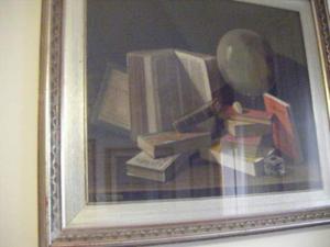 Dipinto del pittore Fazzirli