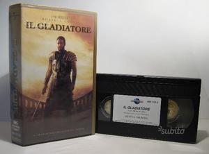 Il gladiatore - VHS
