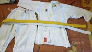 Karategi kyotoo karate 140 cm bambino