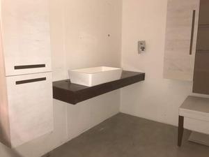 Mensola bagno in legno di recupero trattato